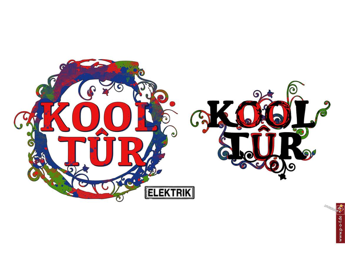 KoolTür ist ein Logo für eine israelische Band